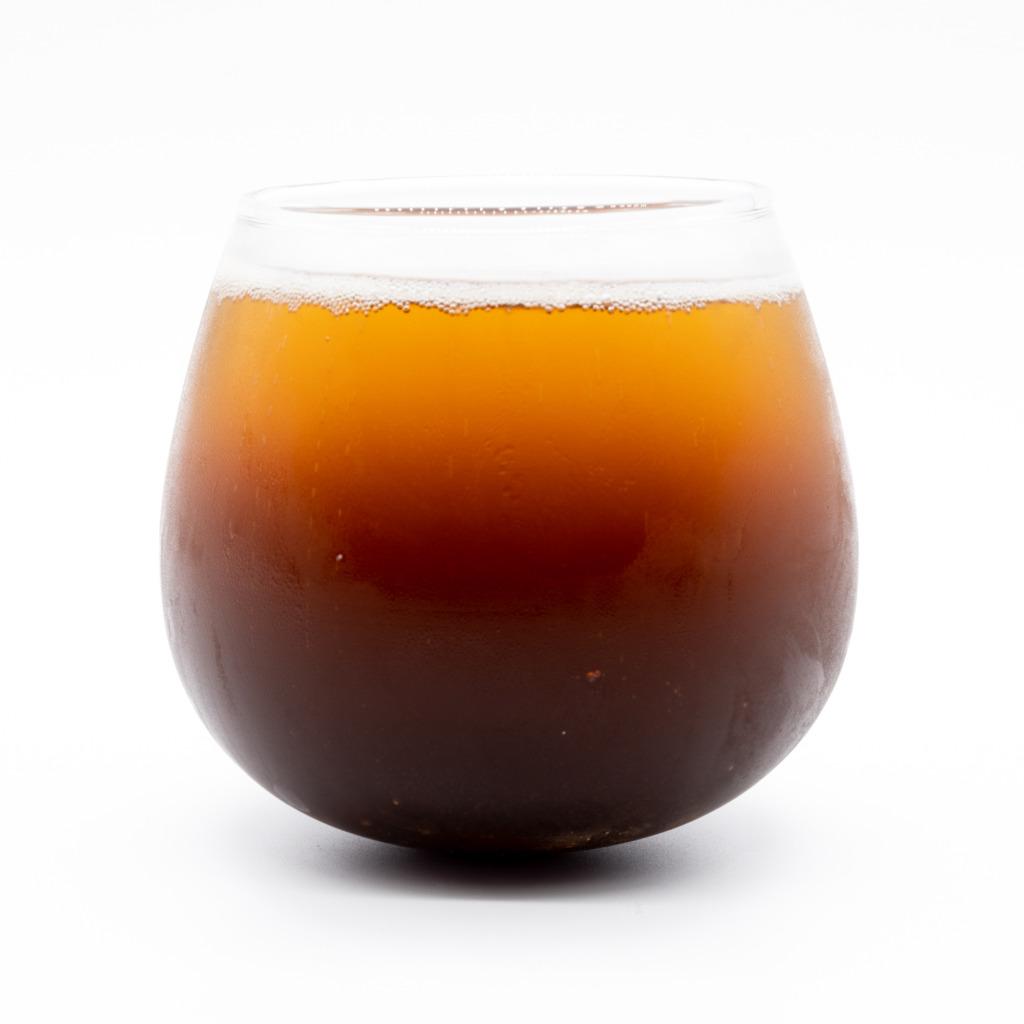 Hero Cola、グラス