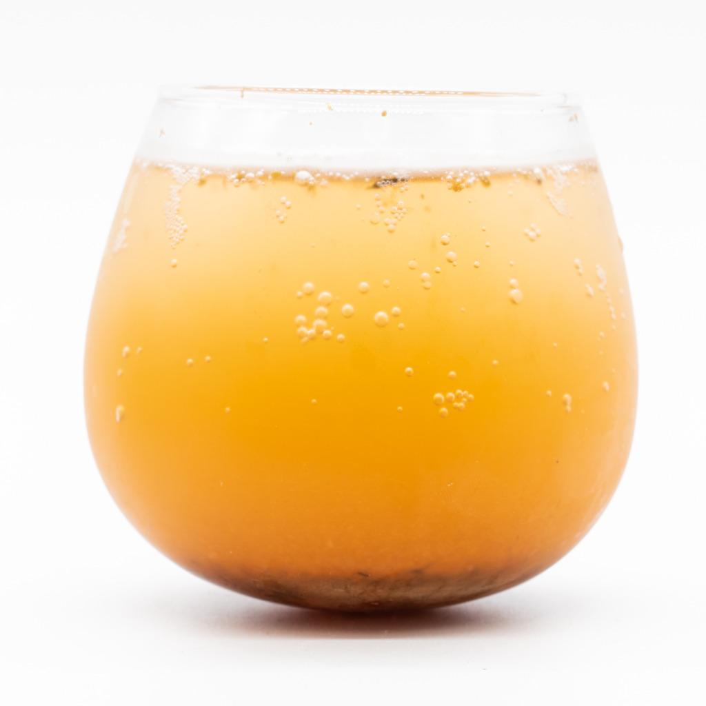 高知クラフトコーラ Sawachina #3、グラス