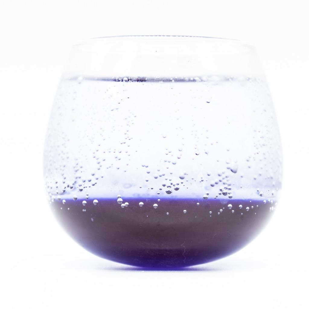 デトックスコーラ No.2 WATER、グラス