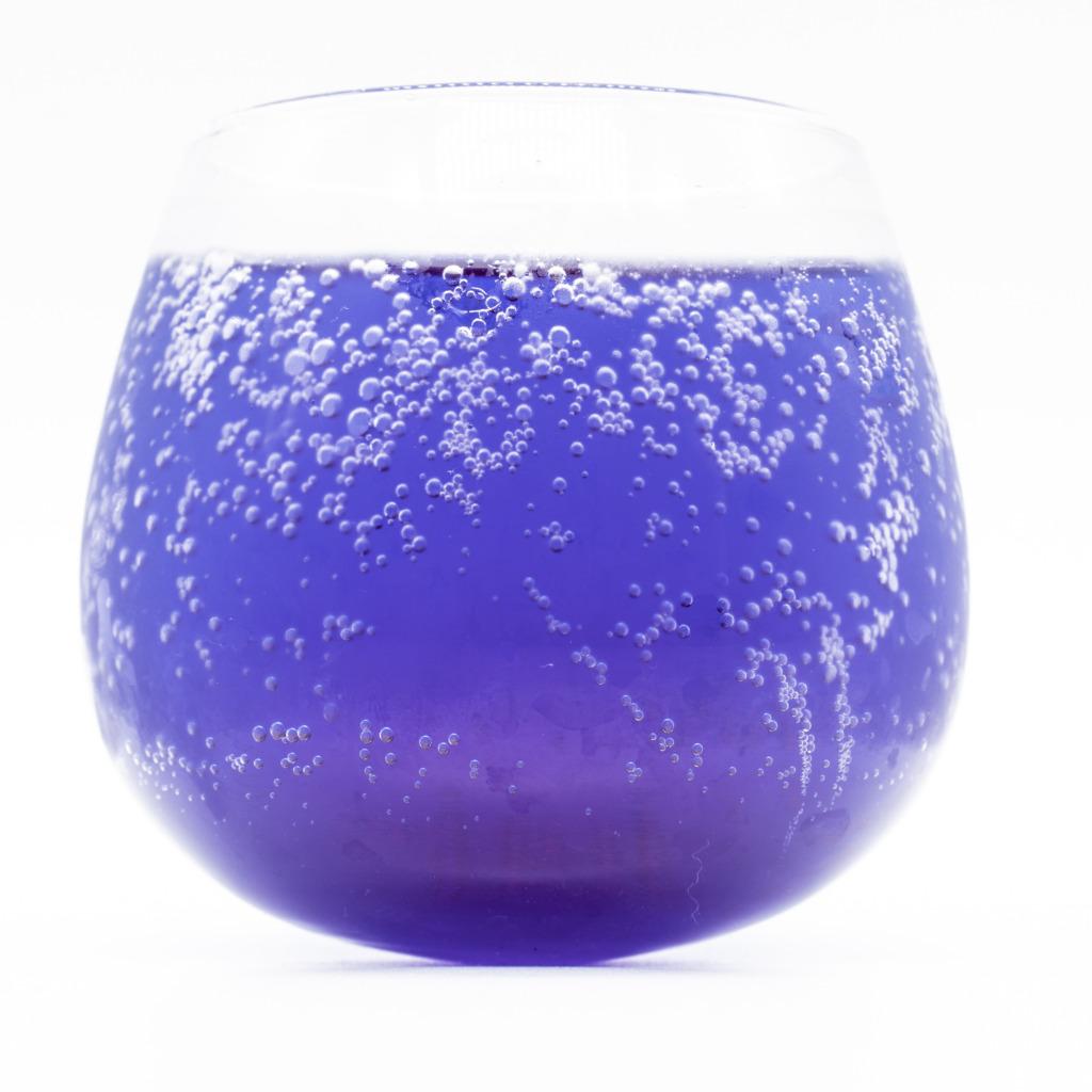 デトックスコーラ No.2 WATER、グラス2
