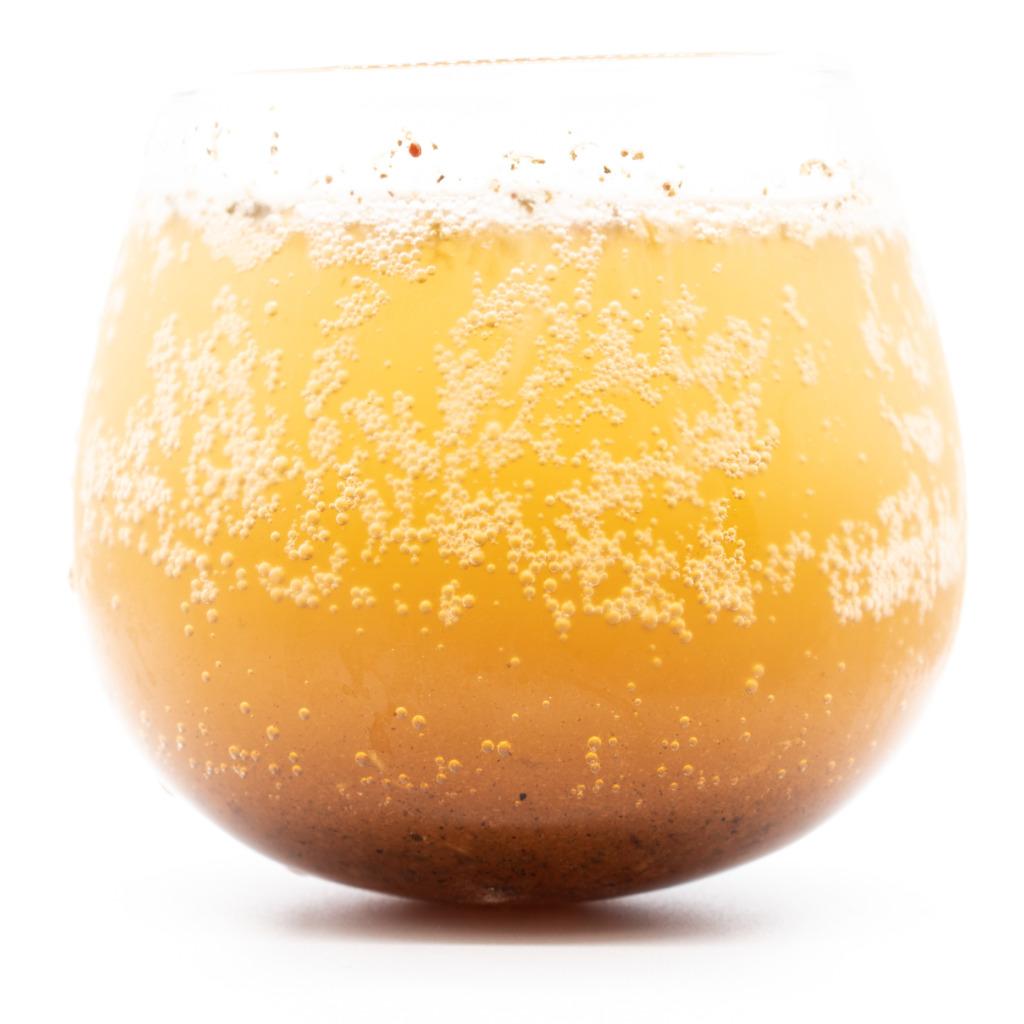ぎふコーラ、グラス