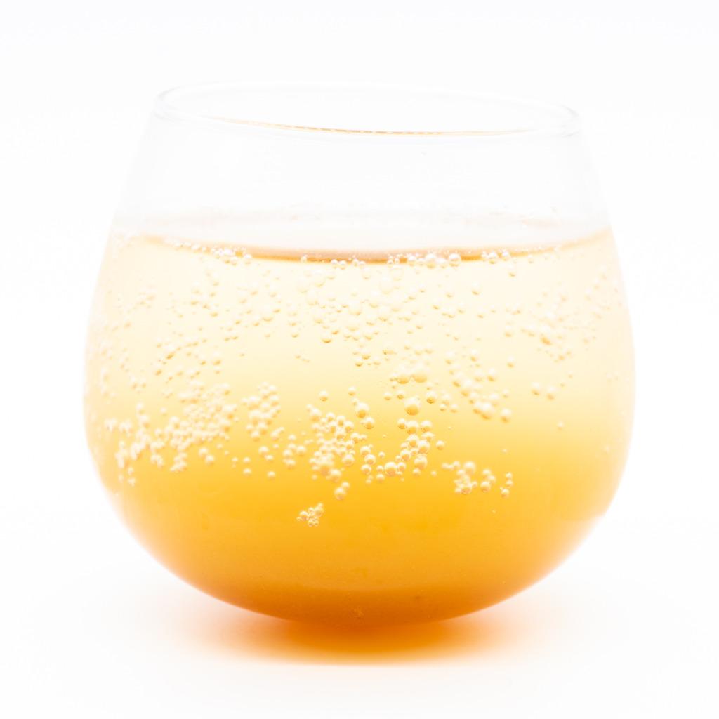 瀬戸内三豊コーラ、グラス
