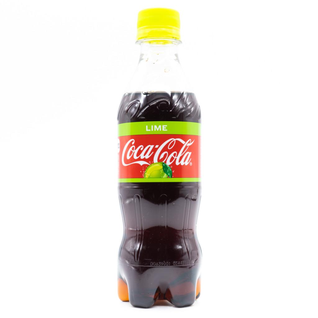 コカコーラライム日本2021、正面