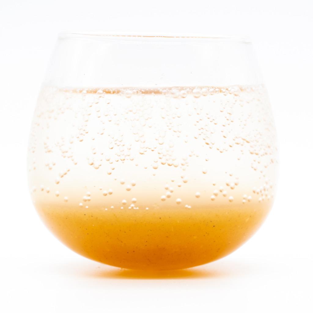 グリーングリーンヴィレッジ コーラシロップ、グラス