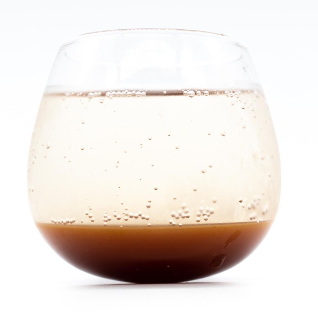 テアトロコーラ、グラス