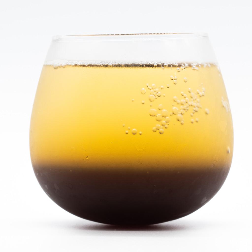 屋久島1000年コーラ、グラス