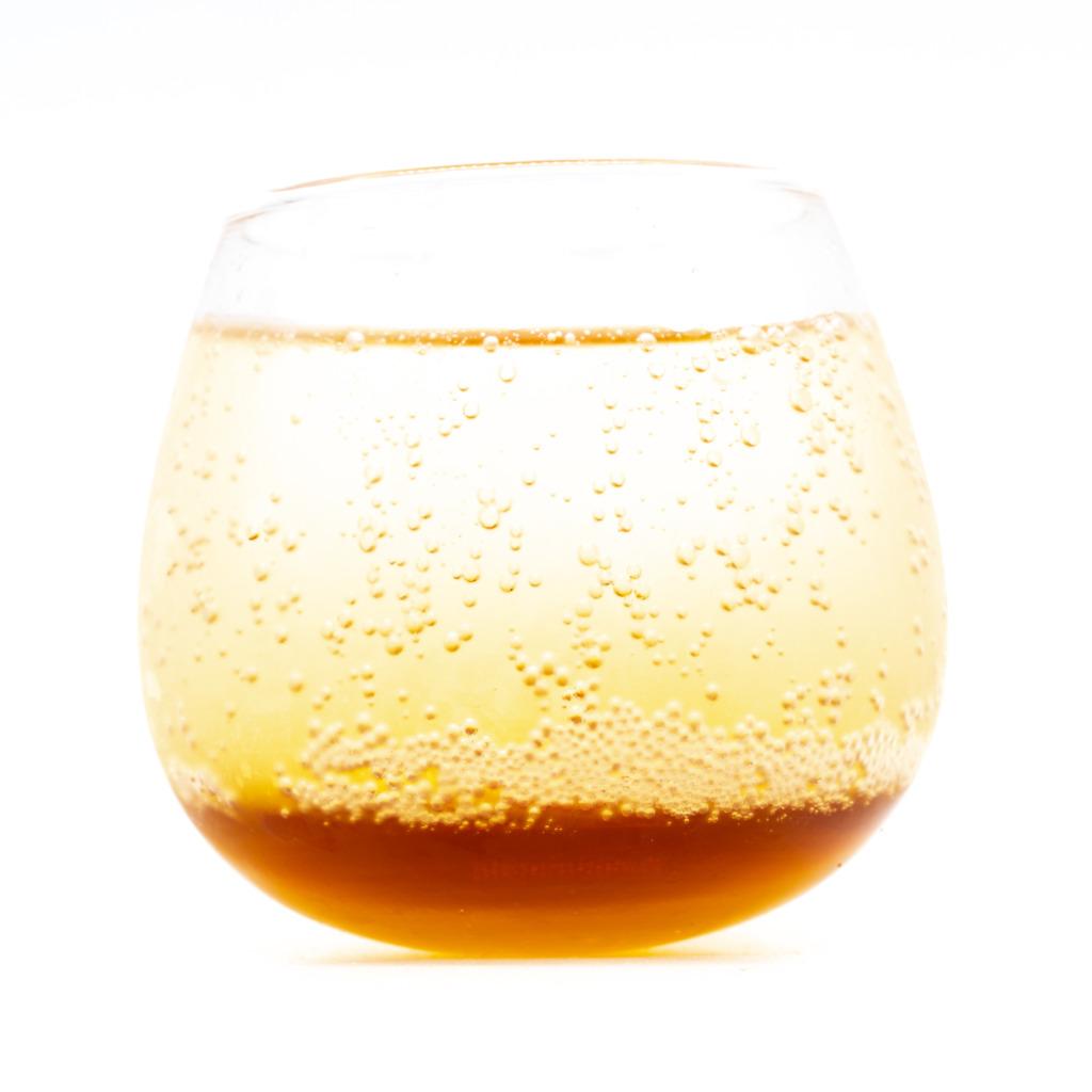 たぐちごはん 自家製コーラ、グラス