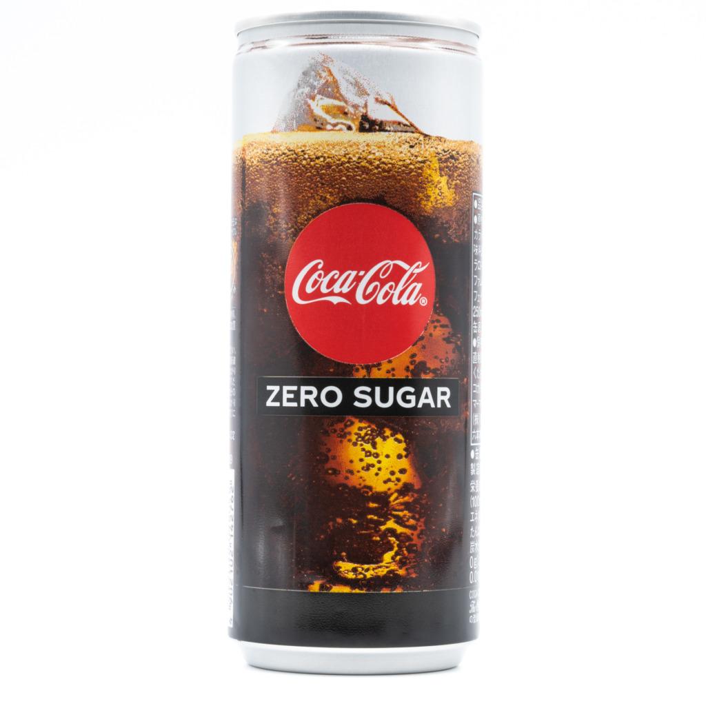 Coca-Cola_zero_ HORECA_250ml_can_front
