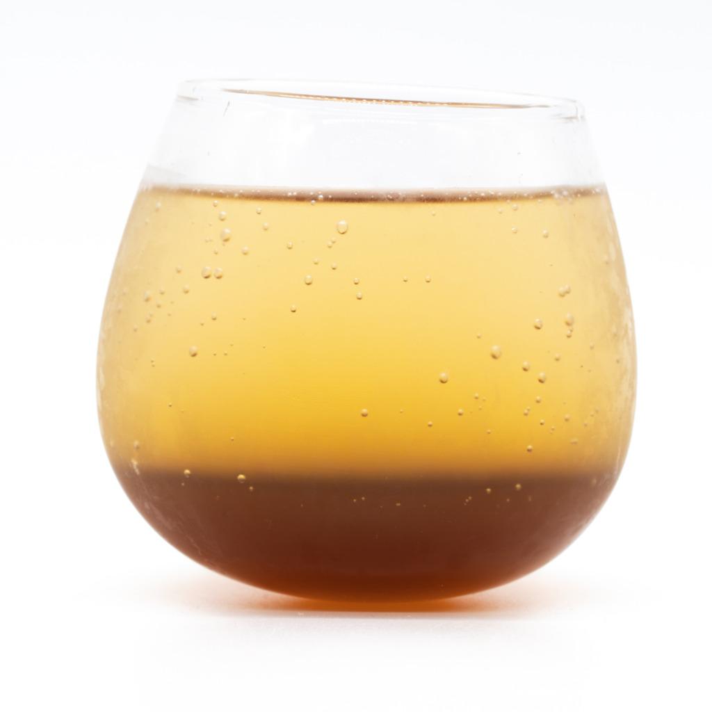 クラフトコーラべース、グラス