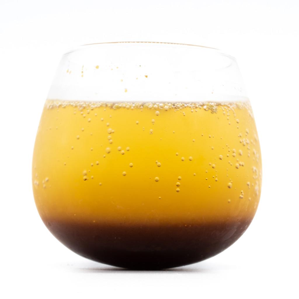 倉敷クラフトドリンクミキサー(季節のクラフトコーラ)、グラス